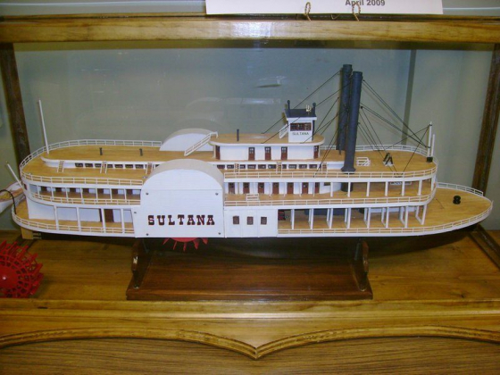 New exhibit steams through Mississippi River's past