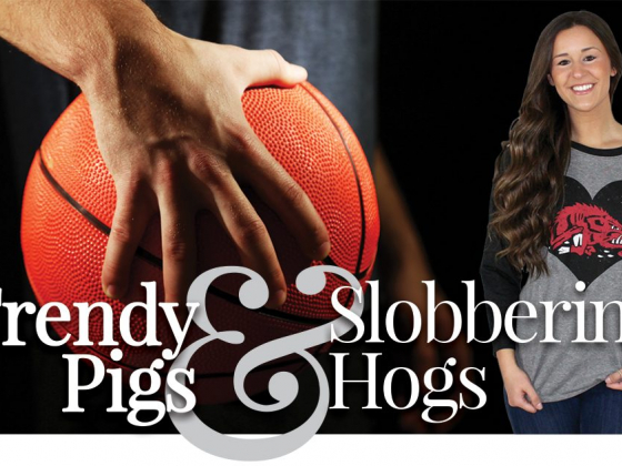 Trendy Pigs & Slobbering Hogs
